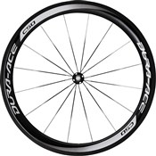 Shimano WH-9000 Dura-Ace C50-TU Carbon Tubular 50mm Front Road Wheel
