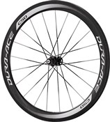 Shimano WH-9000 Dura-Ace, C50-TU Carbon Tubular 50mm 11-Speed Rear Road Wheel
