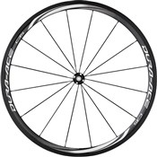 Product image for Shimano WH-9000 Dura-Ace C35-TU Carbon Tubular 35mm Front Road Wheel