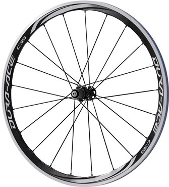 Image of Shimano WH-9000 Dura-Ace C35-CL Clincher 35mm 11-Speed Rear Road Wheel