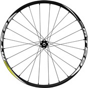 WH-MT68 15mm Thru-Axle Tubeless Ready Front MTB Wheel