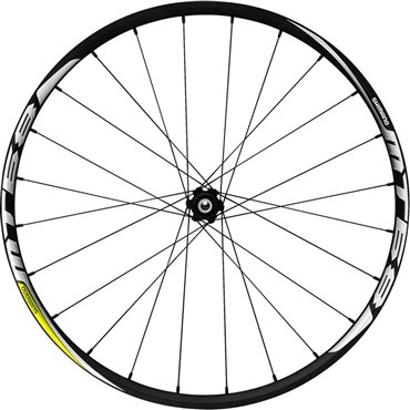 Image of Shimano WH-MT68 15mm Thru-Axle Tubeless Ready Front MTB Wheel