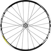 Product image for Shimano WH-MT66 Tubeless Ready Front MTB Wheel - 26""