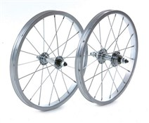 16 inch Alloy Rim With 20 Hole Hub and Nutted Axle Front Wheel