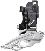 Product image for Shimano FD-M676 SLX 10-Speed Double Front Derailleur
