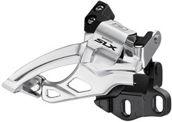 Product image for Shimano FD-M675 SLX 10-Speed Double Front Derailleur