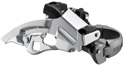 FD-T670 LX Front Derailleur Top Swing Dual Pull Multi Fit