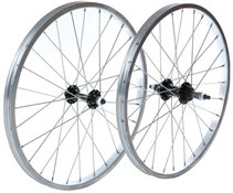 18 inch Alloy Rim With 20 Hole Hub and Nutted Axle Front Wheel