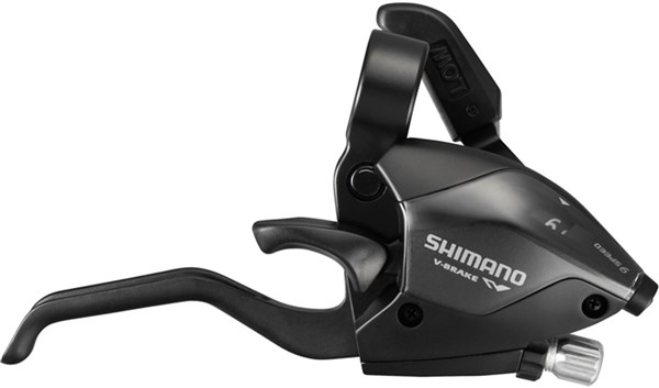 Image of Shimano ST-EF51 EZ Fire Plus STI Shifters 4 Finger Lever