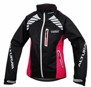 Night Vision Evo Womens Waterproof Cycling Jacket 2013