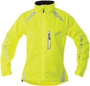 Night Vision Womens Waterproof Cycling Jacket 2013