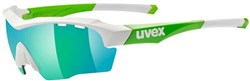 Uvex SGL 104 Cycling Glasses With Double Lens Set