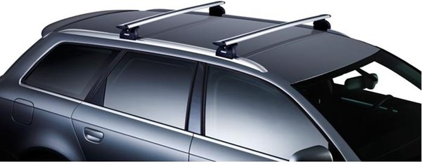Image of Thule 969 Wing Bar 127 cm Roof Bars
