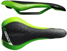 SDG TI-Fly Solid Ti-Rail Saddle