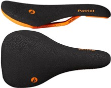 SDG Patriot Cro-Mo Rail Saddle (1 piece kevlar)
