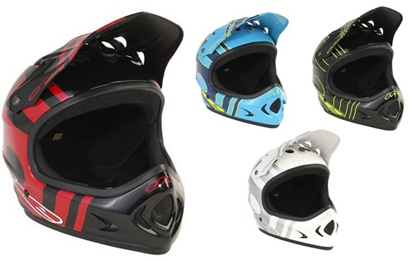 THE Industries Point 5 Slant Full Face Helmet