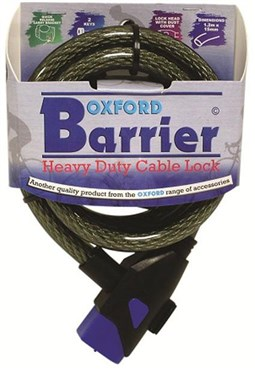 Oxford Barrier Heavy Duty Cable Lock