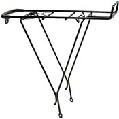 26 inch Spring Top Fixed Steel Luggage Carrier Rear Bike Rack
