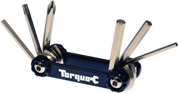 Torque Compact 6 Alumium Folding Cycle Multi Tool