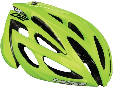 Image of Lazer O2 Road Cycling Helmet