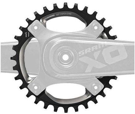 Image of SRAM X01 X-Sync Chain Ring