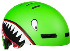 Lazer Street Junior BMX/Skate Cycling Helmet 2017