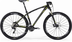 Big Nine Alloy 1000 Mountain Bike 2014 - Hardtail Race MTB