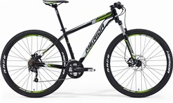 Big Nine Alloy 300 Mountain Bike 2014 - Hardtail Race MTB