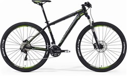 Big Nine Alloy 500 Mountain Bike 2014 - Hardtail Race MTB