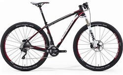 Big Nine Carbon Comp 3000 Mountain Bike 2014 - Hardtail Race MTB