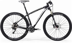 Big Nine Carbon Comp XT-Edition Mountain Bike 2014 - Hardtail Race MTB