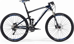 Big Ninety-Nine Carbon Pro XT-Edition Mountain Bike 2014 - Full Suspension MTB