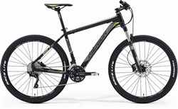Big Seven Alloy 500 Mountain Bike 2014 - Hardtail Race MTB