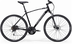 Merida Crossway 100 2014 - Hybrid Sports Bike