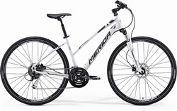 Crossway 100-D Womens 2014 - Hybrid Sports Bike