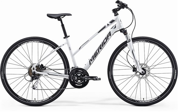 Crossway 100 Womens 2014 - Hybrid Sports Bike