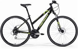 Crossway 20-MD Womens 2014 - Hybrid Sports Bike