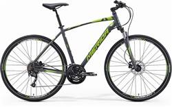 Merida Crossway 300 2014 - Hybrid Sports Bike