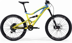Merida One Sixty 1 Mountain Bike 2014 - Full Suspension MTB