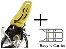 Maxi Easyfit Rear Mounted Childseat + Easyfit Carrier - Rack Not Included