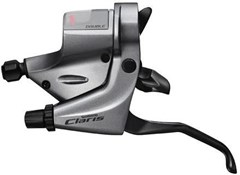 Shimano ST-R240 Claris 8 Speed Road Flat Bar Levers
