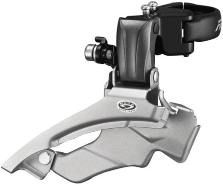 Shimano FD-M371 Atlus 9 Speed Hybrid Front Derailleur Conventional Swing DualPull