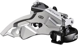 FD-M370 Altus 9 Speed Front Derailleur Top Swing Dual Pull