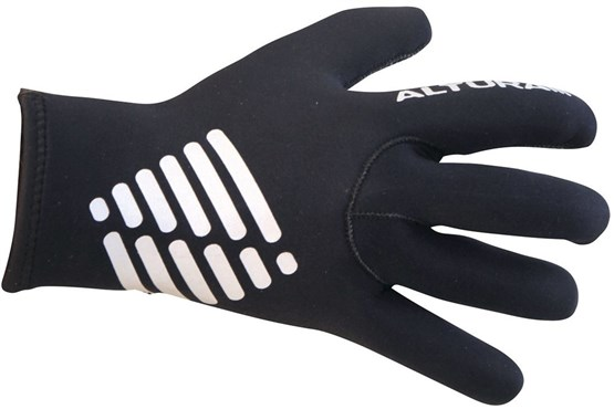 Image of Altura ThermaStretch Neoprene Long Finger Cycling Gloves SS16