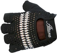 Altura Classic Crochet Mitt Short Finger Cycling Gloves SS16