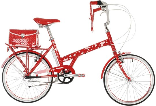 Image of Raleigh Red or Dead Starstruck 2016 - Hybrid Classic Bike