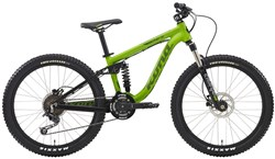 Stinky 2-4 24w 2014 - Junior Full Suspension Bike