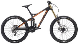 Supreme Operator Mountain Bike 2014 - Full Suspension MTB