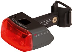 Sigma Cuberider II LED Rear Light