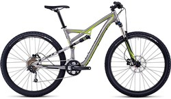 Camber Mountain Bike 2014 - Full Suspension MTB
